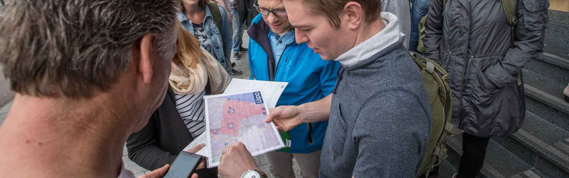 City Game Escape | Bedrijfsuitjes in Twente