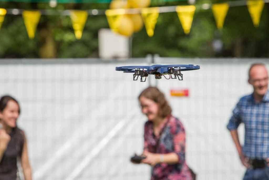 drone vliegen | bedrijfsuitjes in twente 2