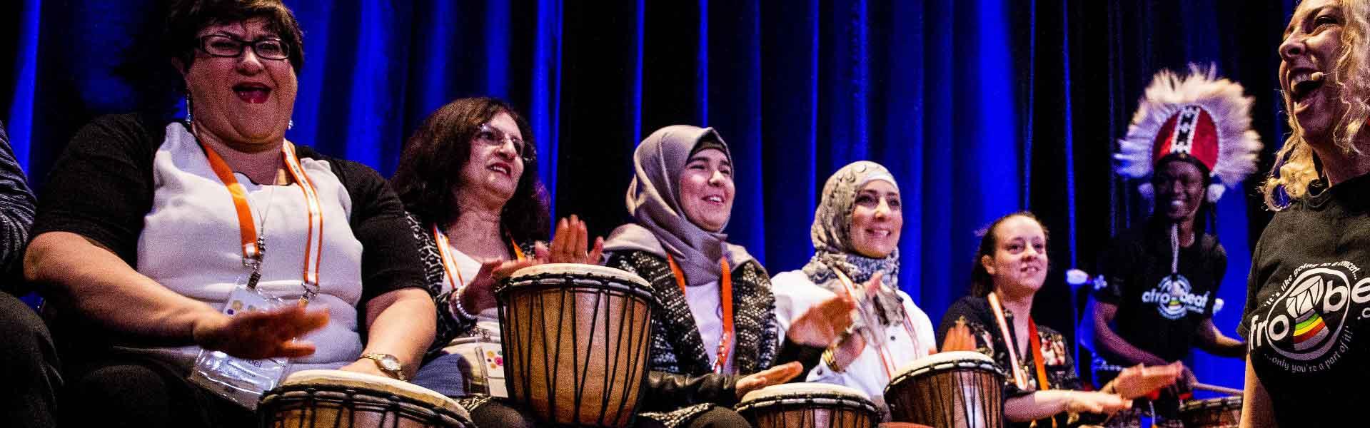 Percussie workshop | Bedrijfsuitjes in Twente