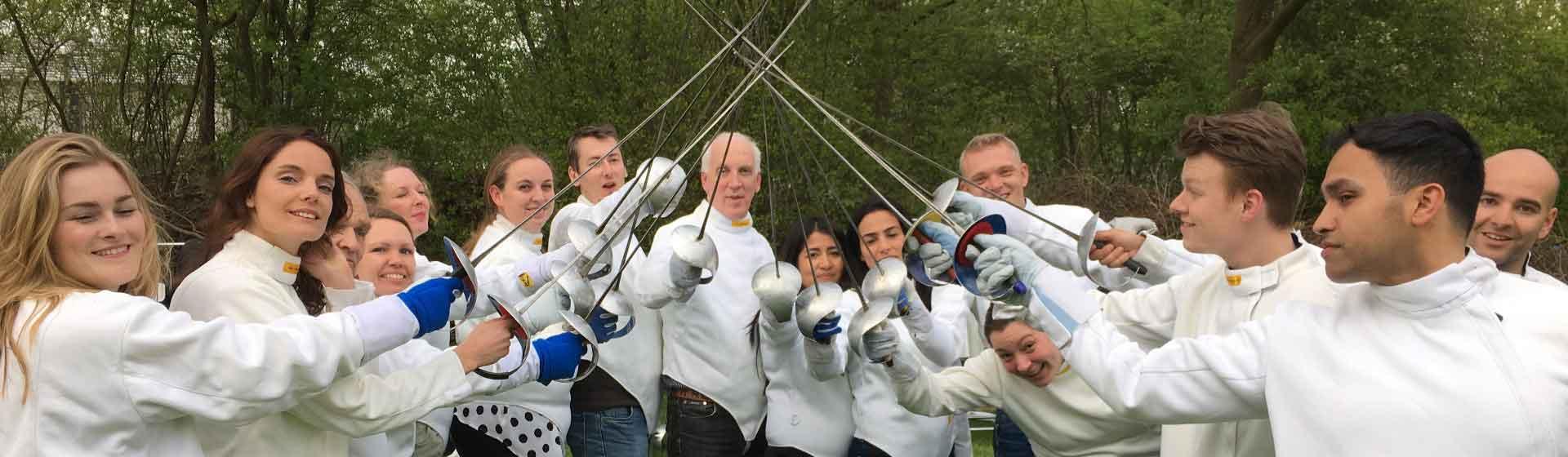 Schermclinic | Bedrijfsuitjes in Twente
