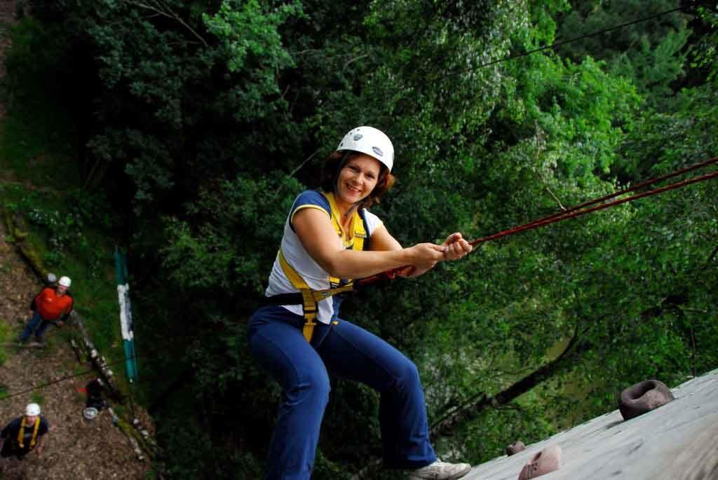 klimwand abseilen tokkelen | bedrijfsuitjes in twente 3
