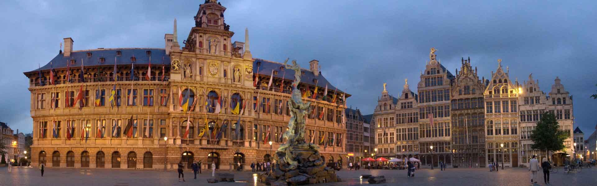 Personeelsreis Antwerpen