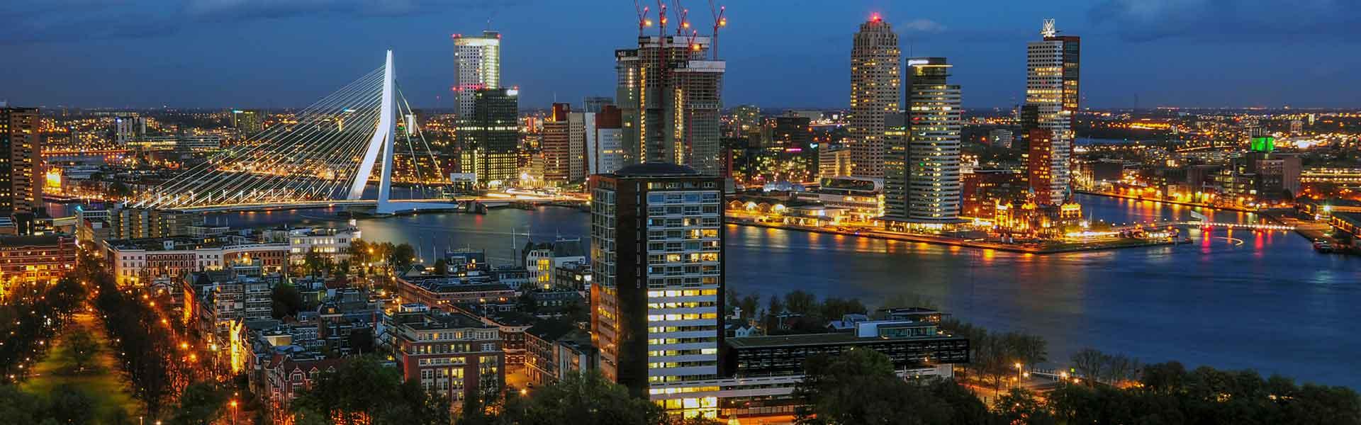 Personeelsreis Rotterdam